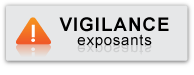 Vigilance exposants