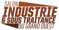 Logo salon Industrie Nantes 2017
