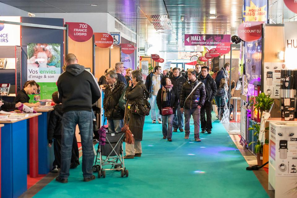 La foire internationale de nantes un v nement for Salon de l industrie nantes