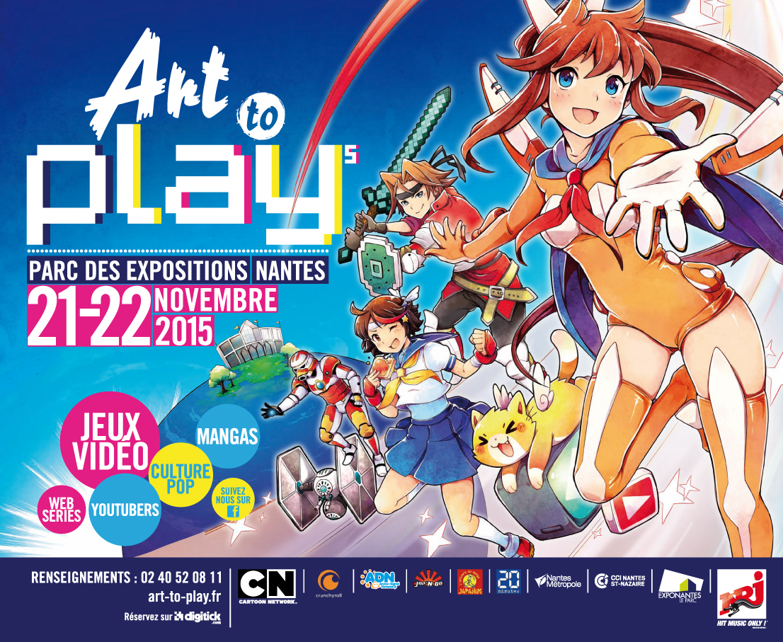 Art to Play 2016